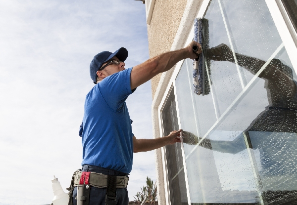 Exterior Window Wash